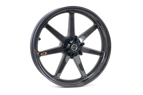BST Black Mamba i-Series Front Wheel 7 Spoke 3.5 x 16 for Honda CBR1000RR (08-16) and SP (14-16)