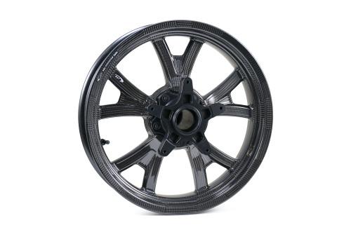 BST Torque TEK 16 x 3.5 Front Wheel for Spoke Mounted Rotor - Harley-Davidson Touring Models (14-20)
