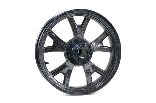 BST Torque TEK 16 x 3.5 Front Wheel for Hub Mounted Rotor - Harley-Davidson Touring Models (09-20)