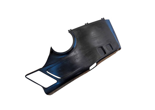 Termignoni 4 USCITE Replacement RIGHT Lower Fairing (Unfinished)