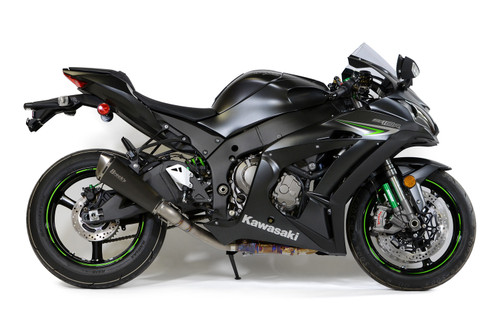 S2B Slip-On (Cat Delete) Performance Package for the ZX-10R (2019)