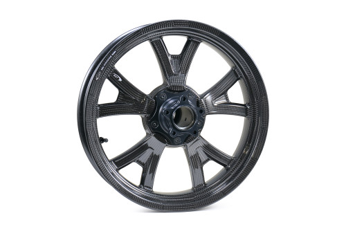 Buy BST Torque TEK 17 x 3.5 Front Wheel for Hub Mounted Rotor - Harley-Davidson Touring Models (09-20) SKU: 172380 at the best price of US$ 2130 | BrocksPerformance.com