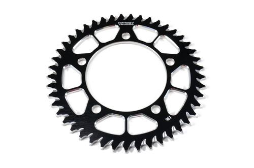 Buy Vortex Rear Sprocket 39 Tooth Black & Silver 525 Chain S1000RR (2020) SKU: 456164 at the price of US$ 74.95 | BrocksPerformance.com