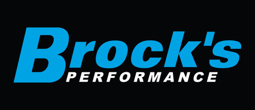 "15"" x 36"" Brock's Performance Banner"