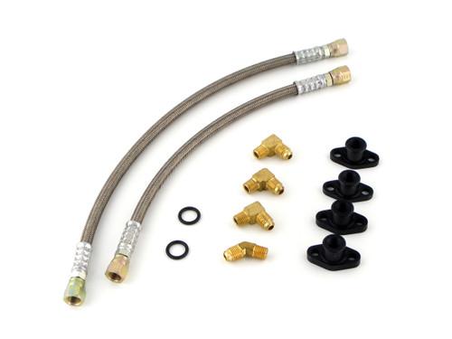 Oil Cooler Line Kit for TiWinder Hayabusa (99-20) / B-King (08-11)