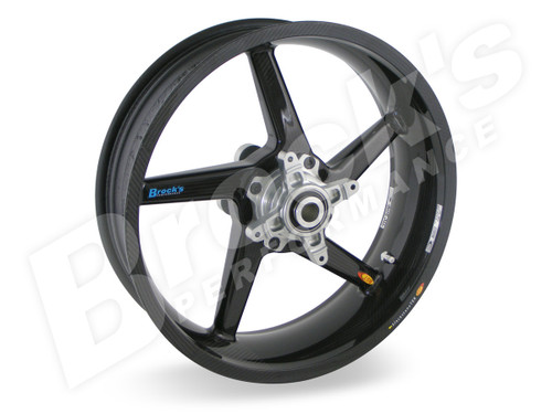 BST Rear Wheel 5.0 x 17 for Honda CRF450 (09-12) Road Use Only