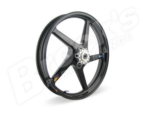 Buy BST Diamond TEK 17 x 2.5 R+ Series Front Wheel - Pro Mod - Includes Ceramic Bearings 161690 at the best price of US$ 1795 | BrocksPerformance.com