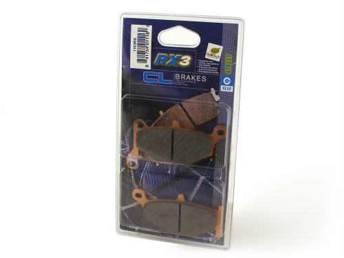 CL Brakes - Rear Brake Pads S1000RR (10-19) and HP4 (12-15) (1 Set Req)