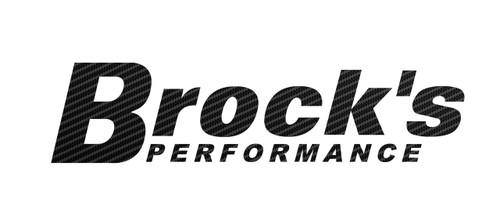 "9 x 36"" Brock's Decal Specialty Carbon Fiber"
