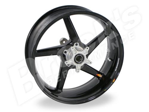 BST Diamond TEK 17 x 6.0 Rear Wheel - Aprilia RSV4/APRC/RSV4RF/RSV4RR (09-20) and Tuono V4 1100 RR (15-19)