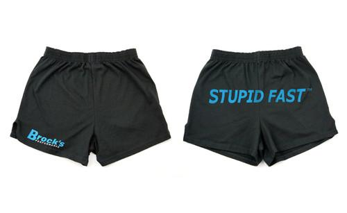 XS Brock's Shorts Black