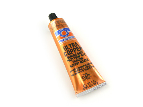 Buy Permatex Ultra Copper 3oz SKU: 692022 at the price of US$  6.99   BrocksPerformance.com