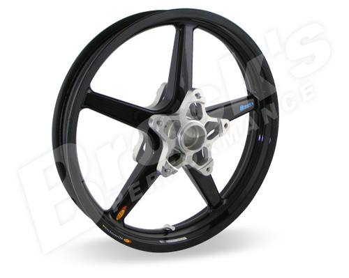 BST Twin TEK 19 x 3.0 Front Wheel - Harley-Davidson V-Rod (08-17) and Night Rod (08-17) w/ABS