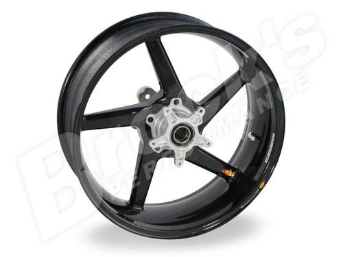 BST Diamond TEK 17 x 6.0 Rear Wheel - Kawasaki Ninja 1000SX (2020), Ninja 1000 (11-19), and Z1000 (10-13)