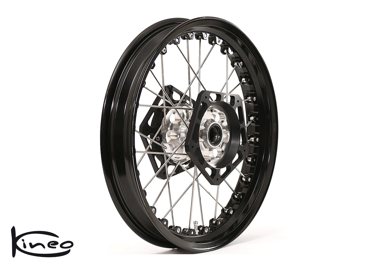 Front Kineo Wire Spoked Wheel Bmw S1000rr 2020 3 50 X 17