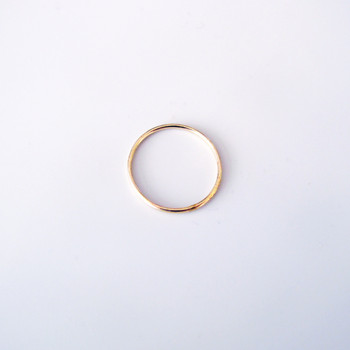 Stacks Ring gold by Custom Made available at Of Cabbages and Kings.