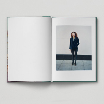 London Youth by Julian Marhlein book pages 01 published by Hoxton Mini Press at Of Cabbages and Kings
