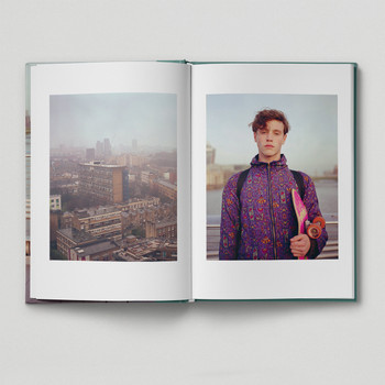 London Youth by Julian Marhlein book pages 05 published by Hoxton Mini Press at Of Cabbages and Kings