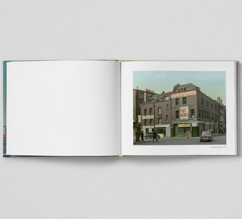 The East End In Colour 1960-1980 by David Granick, book pages 01 published by Hoxton Mini Press and available at Of Cabbages and Kings.