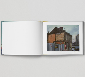 The East End In Colour 1960-1980 by David Granick, book pages 04 published by Hoxton Mini Press and available at Of Cabbages and Kings.