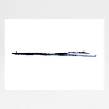 To The Edge And Back art print by Sarah Beaton at Of Cabbages and Kings