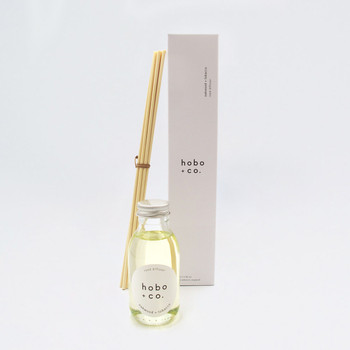 Oakwood + Tobacco Reed Diffuser by Hobo + Co at Of Cabbages and Kings