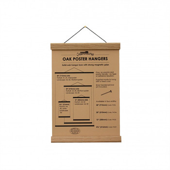 Picture Hanger sizes by Creamore Mill at Of Cabbages and Kings