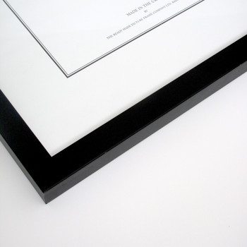 Wooden A4 Frame by Ready Made Picture Frame Company at  Of Cabbages and Kings