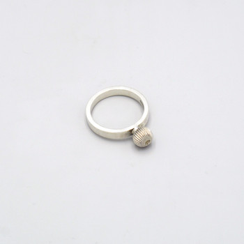Mercury Ring by Roderick Vere at Of Cabbages & Kings