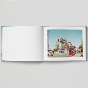 The East End In Colour 1980-1990 by Tim Brown book pages 04 published by Hoxton Mini Press, at Of Cabbages and Kings