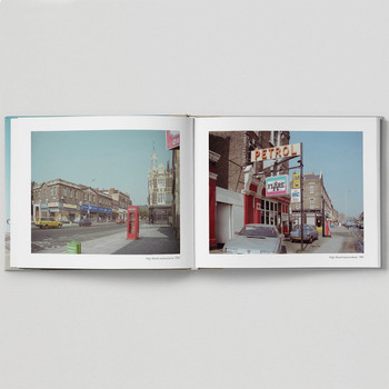 The East End In Colour 1980-1990 by Tim Brown book pages 10 published by Hoxton Mini Press, at Of Cabbages and Kings
