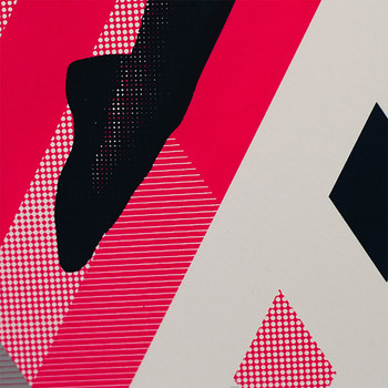 Next Stop San Stae screen print detail 02 by Chris Homer at Of Cabbages and Kings.