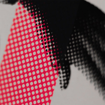 Next Stop San Stae screen print detail 06 by Chris Homer at Of Cabbages and Kings.