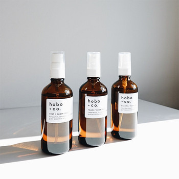 Bloom - Room Mist home fragrance collection by Hobo + Co at Of Cabbages and Kings