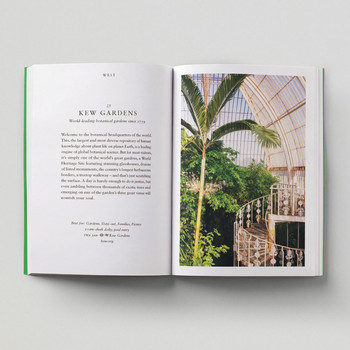 An Opinionated Guide To London Green Spaces open book 5 by Hoxton Mini Press at Of Cabbages and Kings