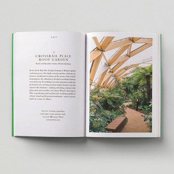 An Opinionated Guide To London Green Spaces open book 6 by Hoxton Mini Press at Of Cabbages and Kings