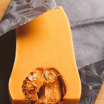 Beeswax Wrap - by Pretty Bee Fresh (wrapped food 03) at Of Cabbages and Kings