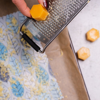 DIY Beeswax Wrap Kit - (process 01) by Pretty Bee Fresh at Of Cabbages and Kings