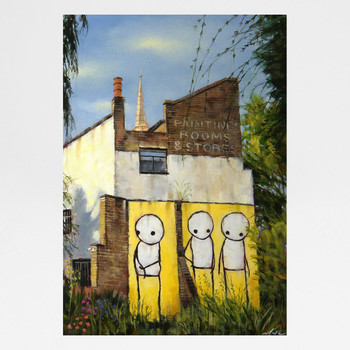 The Pheonix Garden art print by Marc Gooderham at Of Cabbages and Kings
