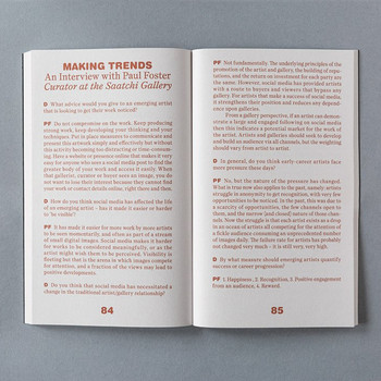 Navigating the Art World Book 01 by Delphian Gallery at Of Cabbages and Kings