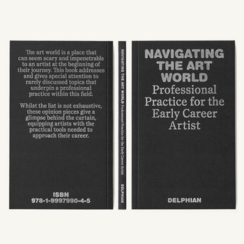 Navigating the Art World Book 03 by Delphian Gallery at Of Cabbages and Kings
