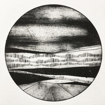 Suffolk Lines print detail 01 by Rachel Sodey at Of Cabbages and Kings
