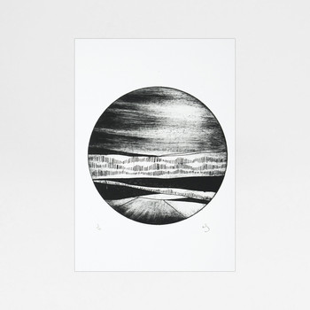 Suffolk Lines print by Rachel Sodey at Of Cabbages and Kings