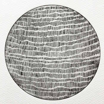 Lines print detail 01 by Rachel Sodey at Of Cabbages and Kings