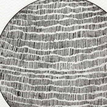 Lines print detail 02 by Rachel Sodey at Of Cabbages and Kings