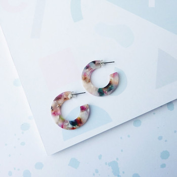 Circe Mini Hoop Earrings detail 04 by Custom Made at Of Cabbages and Kings
