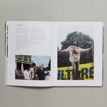 The Rio Tape/Slide Archive inside 02 published by Isola Press at Of Cabbages and Kings