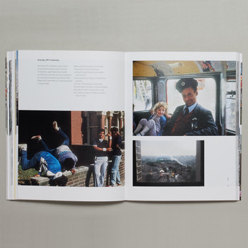 The Rio Tape/Slide Archive inside 04 published by Isola Press at Of Cabbages and Kings