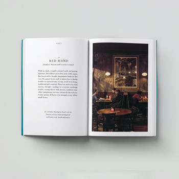 An Opinionated Guide to London Pubs inside pages 01 by Hoxton Mini Press at Of Cabbages and Kings