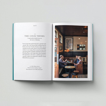 An Opinionated Guide to London Pubs inside pages 04 by Hoxton Mini Press at Of Cabbages and Kings
